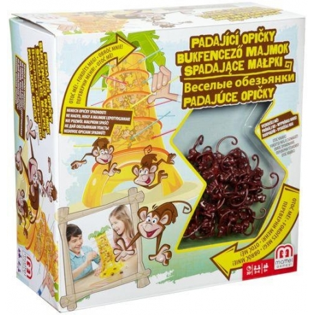 Žaidimas 'Beždžionėlės akrobatės'