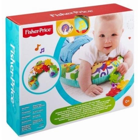 Vibruojanti ir grojanti pagalvėlė kūdikiui