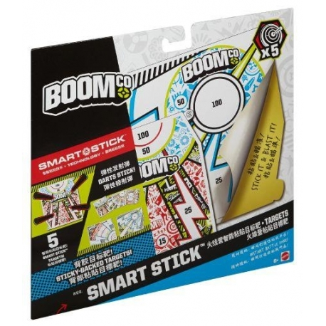 BoomCo taikinių ( 5 vnt.) rinkinys