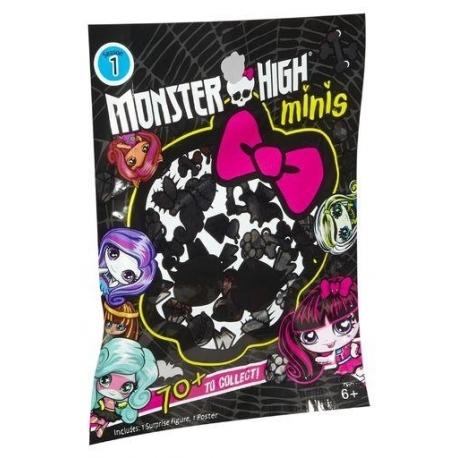 Mini Monster High lėlytė (18)
