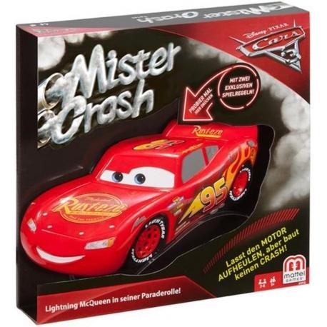 Žaidimas CARS 3: Išvenk avarijos (Gas Out)