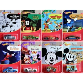 "Hot Wheels automodelis ""Disney"""