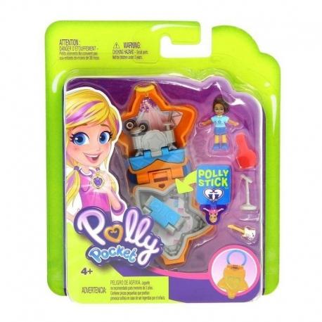Polly Pocket mažasis pramogų rinkinys