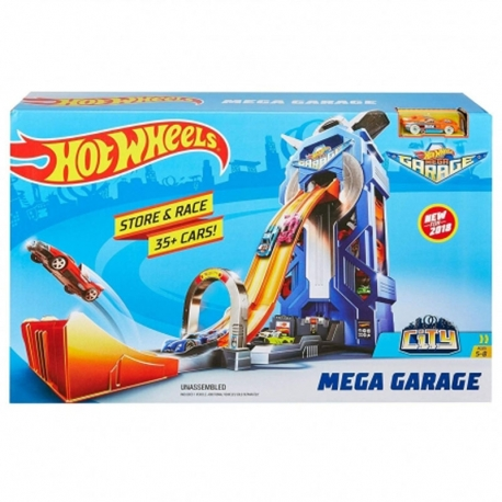 "Hot Wheels Mega garažas ""Karuselė''"