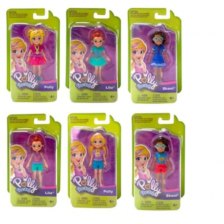 Polly Pocket lėlytė
