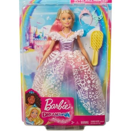 """Barbė princesė iš """"Dreamtopia"""" šalies"""