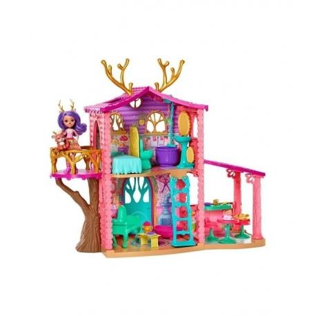 """Enchantimals namas """"Jaukumo kampelis"""""""