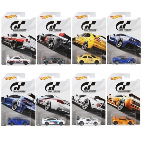 "Hot Wheels automodelis ""Gran Turismo"""