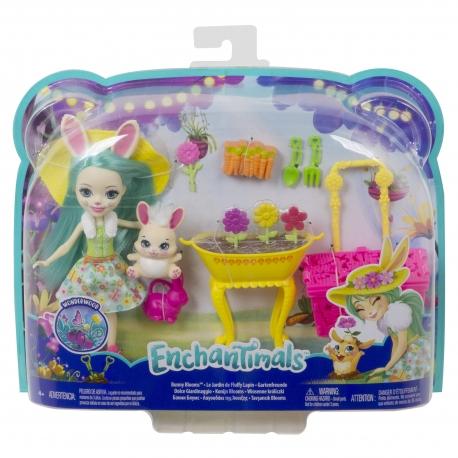 Enchantimals rinkinys Gėlių darželis