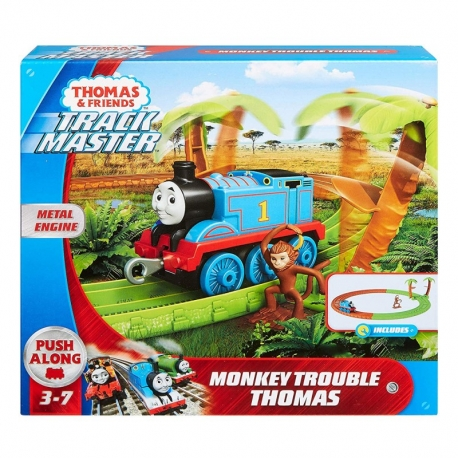 Thomas&Friends trasa Afrika