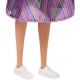 Barbė Madistė 2020 su violetiniu sijonu