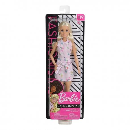 Barbė madistė 2020 su rožine suknele