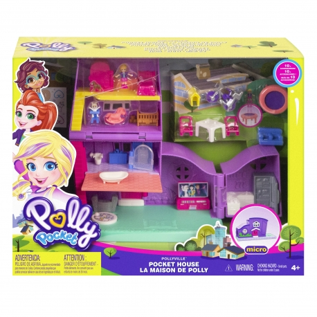 Polly Pocket namas