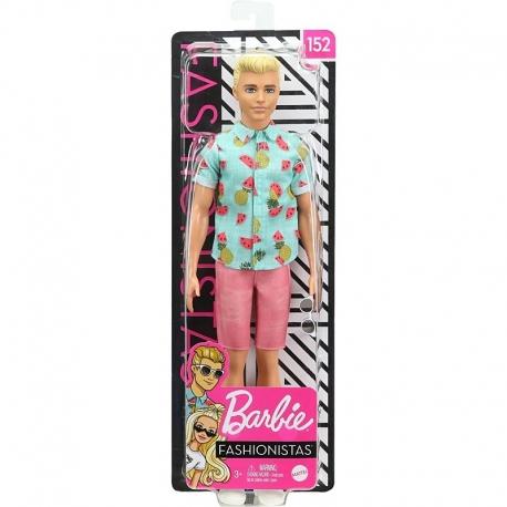 Kenas madistas su rožiniais šortais