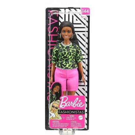 Barbė madistė juodaodė