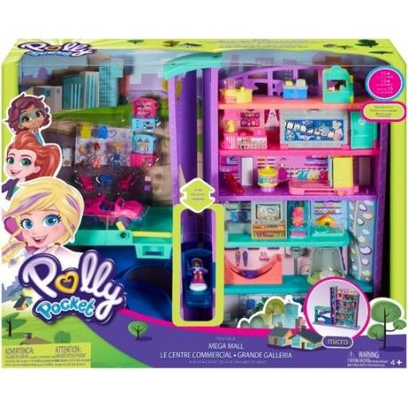 Polly Pocket super prekybos centras