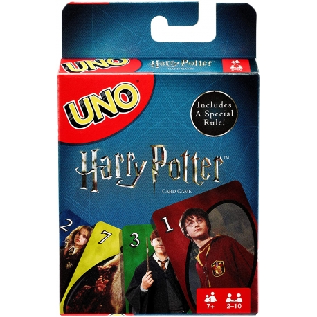UNO kortos Harry Potter