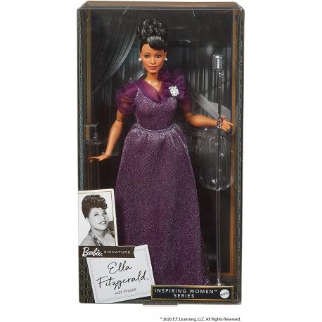 Kolekcijinė Barbė lėlė Ella Fitzgerald