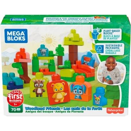 "Mega Bloks ""Miško draugai"""