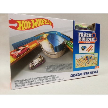 Hot Wheels Track Builder trasos papildymas ( priedai/triukai) PP