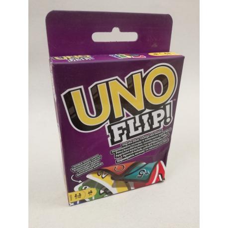 UNO žaidimas su dvipusėmis kortomis PP
