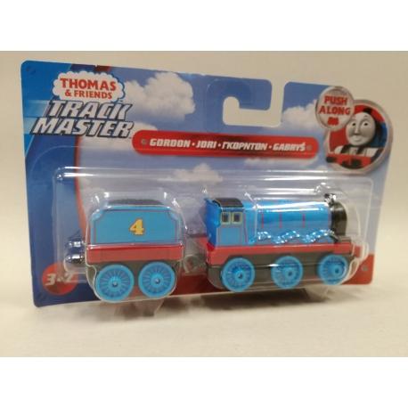 """TM """"Trackmaster"""" garvežiukas modeliukas su vagonu PP"""