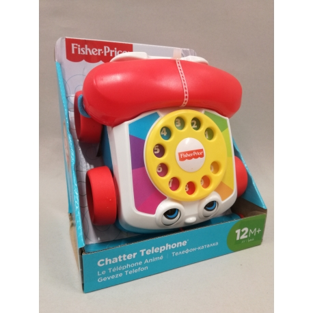Linksmasis telefonas PP