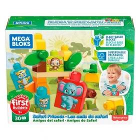 "Mega Bloks ""Safari draugai"""