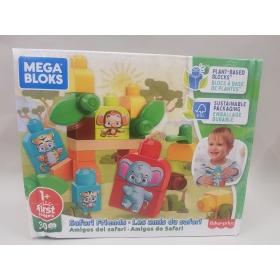 Mega Bloks rinkinys 'Safari draugai' PP