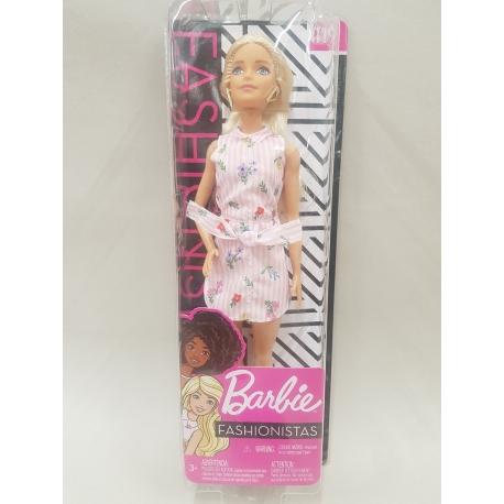 Barbė madistė 2020 su rožine suknele PP