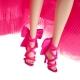 Kolekcijinė Barbė lėlė su rožine suknele