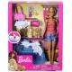 """Barbie rinkinys """"Šuniukų maudynės"""""""