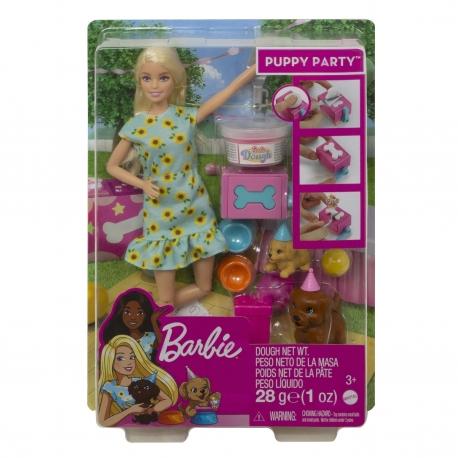 """Barbie rinkinys """"Šuniukų vakarėlis"""""""