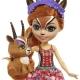 Enchantimals herojė gazelė Gabriela su gyvūnėliu