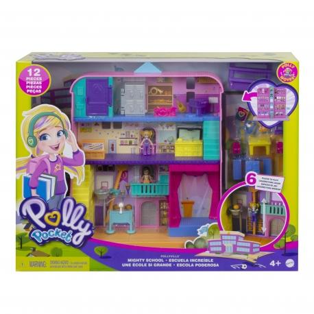 Polly Pocket mokykla
