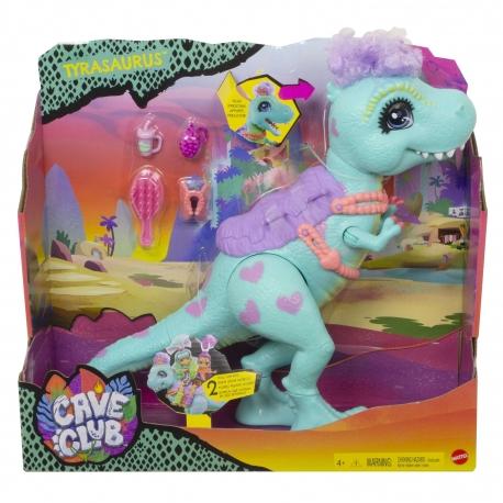Cave Club tiranozauras