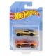 Dviejų Hot Wheels automodelių rinkinys