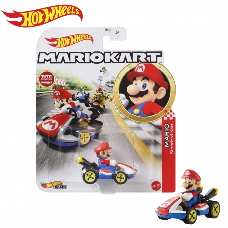Hot Wheels automodeliukas Mario Kart