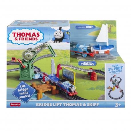 """Thomas and Friends rinkinys """"Pakeliamas tiltas"""""""