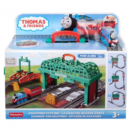 "Thomas and Friends rinkinys ""Knafordo stotis"""
