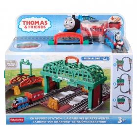 """Thomas and Friends rinkinys """"Knafordo stotis"""""""