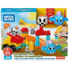 "Mega Bloks ""Statybų aikštelė"" (30 det.)"