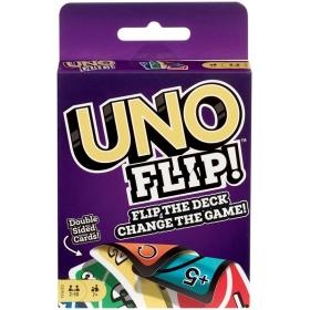 UNO žaidimas su dvipusėmis kortomis