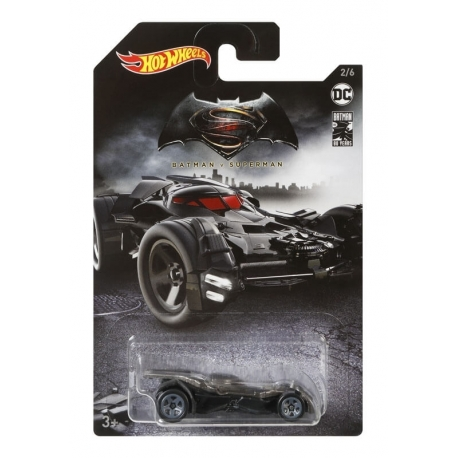 Filmo/komikso herojų Hot Wheels automodelis
