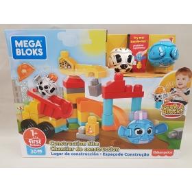 "Mega Bloks ""Statybų aikštelė"" (30 det.) PP"
