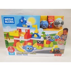 """Mega Bloks """"Mokykla"""" (40 det.) PP"""