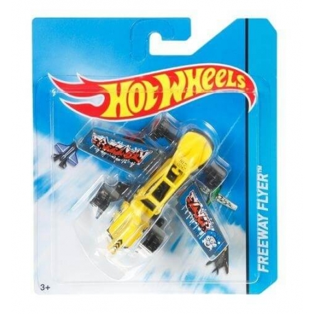 Hot Wheels lėktuvas