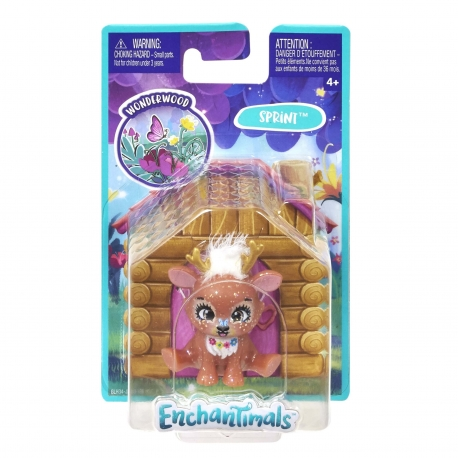 Enchantimals mažasis gyvūnėlis