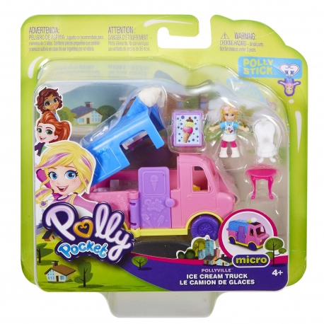 Polly Pocket autobusiukas