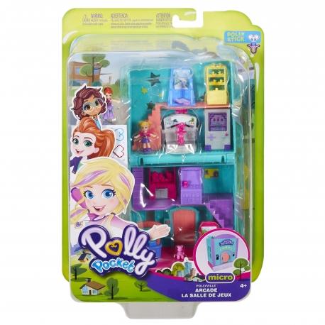 Polly Pocket parduotuvė